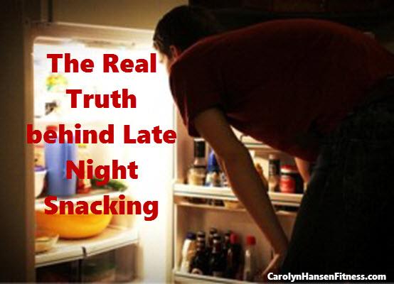 night snacking
