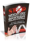 stop weight loss resistance cover tiny